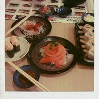 Photo taken at Warung Jepang Shinaro by andira a. on 10/19/2012
