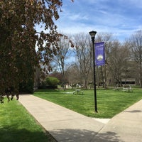 Photo taken at Houghton College by Darlene N. on 5/12/2016