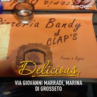 Photo taken at Pizzeria Bandy by Luca S. on 8/20/2013