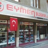 Photo taken at Eymen Bilgisayar ve Güvenlik by Abdullah on 4/18/2016