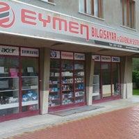 Photo taken at Eymen Bilgisayar ve Güvenlik by Abdullah on 5/23/2016