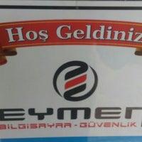 Photo taken at Eymen Bilgisayar ve Güvenlik by Abdullah on 5/28/2016