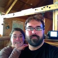 Photo taken at Saddleback Mountain by Rori C. on 1/13/2014