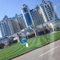 Photo taken at Poker Room at Foxwoods Resort Casino by Giampiero R. on 9/14/2012