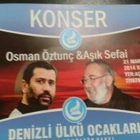 Photo taken at ülkü ocakları by 👑  Hasannn  on 3/11/2014