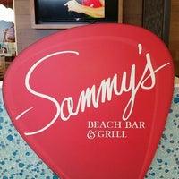 Photo taken at Sammy's Beach Bar & Grill by Photo Sammy Sanders on 3/14/2016