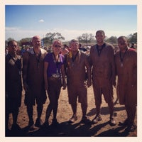 Photo taken at Warrior Dash Texas by Bryan on 3/19/2013