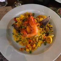Photo taken at Restaurante Ibérico by Fabiana G. on 4/15/2017