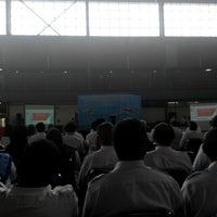 Photo taken at Pondok Cabe Airport (PCB) by Irni J. on 1/25/2016