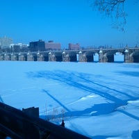 Photo taken at Susquehanna River by Christina S. on 2/18/2014