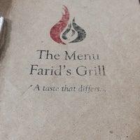 Photo taken at Farid's Grill by Raudzah M. on 7/26/2016