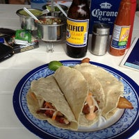 Photo taken at Marisma Fish Taco by Mario G. on 7/1/2013