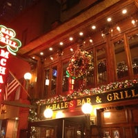 Photo taken at McHale's Bar & Grill by Kevin C. on 12/17/2012