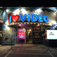 Photo taken at I Luv Video by Kevin C. on 1/27/2017