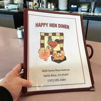 Photo taken at Happy Hen Diner by Kevin C. on 11/29/2016