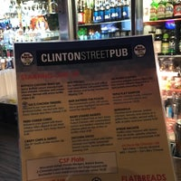 Photo taken at Clinton Street Pub by Kevin C. on 1/11/2017