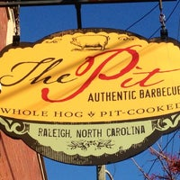 Photo taken at The Pit Authentic Barbecue by Kevin C. on 11/29/2012