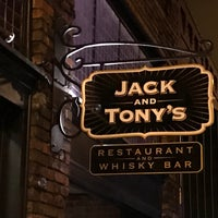 Photo taken at Jack and Tony's Restaurant & Whisky Bar by Kevin C. on 11/29/2016