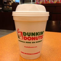 Photo taken at Dunkin' Donuts by Kevin C. on 12/11/2012