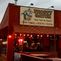 Photo taken at The Frosty Gator by Kevin C. on 11/20/2016