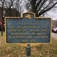Photo taken at Binghamton High School by Kevin C. on 11/14/2017