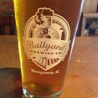 Photo taken at Railyard Brewing Co. by Jennifer K. on 8/31/2013