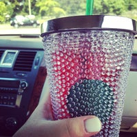 Photo taken at Starbucks by Kristy S. on 8/15/2014