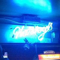 Photo taken at Harvey's Wine Burger by Edward G. on 12/1/2013