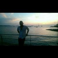 Foto scattata a Ciao Ciao, Playa D'en Bossa, Ibiza da Yusuf K. il 7/27/2015
