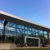 Photo taken at Slavin Center by Nicole S. on 5/7/2013