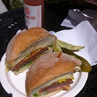 Photo taken at Geoff's Superlative Sandwiches by Nicole S. on 5/7/2013