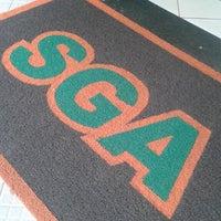 Photo taken at SGA-Secretaria de Gestão Administrativa by Pâmela F. on 6/13/2013