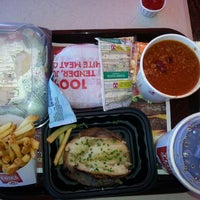 Photo taken at Wendy's by Danielle L. on 2/17/2013