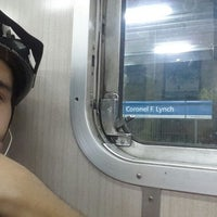 Foto tomada en Estación Coronel F. Lynch [Línea Urquiza] por Nicholas L. el 12/6/2013