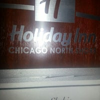 Photo taken at Holiday Inn Chicago North Shore (Skokie) by Lissette R. on 5/10/2013