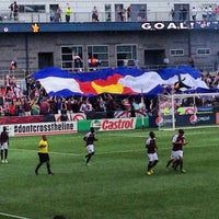 Photo taken at Dick's Sporting Goods Park by Chip T. on 7/27/2013