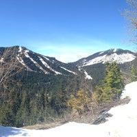Photo taken at Cypress Mountain Lookout by Hanan B. on 5/7/2013