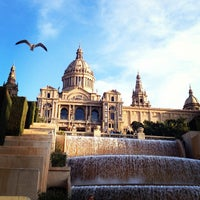 Photo taken at Museu Nacional d'Art de Catalunya (MNAC) by Larissa O. on 3/15/2013