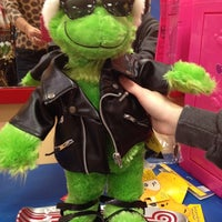 Photo taken at Build-A-Bear Workshop by Kim K. on 12/22/2012