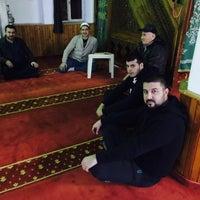 Photo taken at Zeytinli Merkez Cami by Emre D. on 12/11/2016