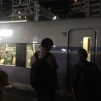 Photo taken at 上諏訪駅 1番線ホーム by Tatsuro T. on 8/15/2017