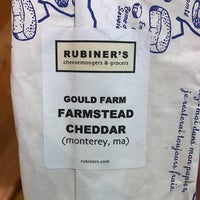 Photo taken at Rubiners Cheesemongers by Mike L. on 10/12/2016
