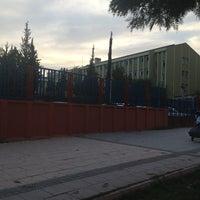 Photo taken at Çukurova Elektrik Teknik ve Endüstri Meslek Lisesi by Süleyman Uğur K. on 5/9/2013