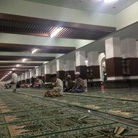 Photo taken at Masjid Agung Sunan Ampel by Arie B. on 7/14/2013
