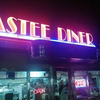 Photo taken at Tastee Diner by William J. on 5/19/2013