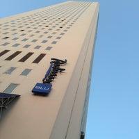 Photo taken at Radisson Blu Hotel by Aydın Ö. on 5/20/2013