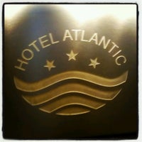 Photo taken at Hotel Atlantic by Андрей Б. on 11/11/2013