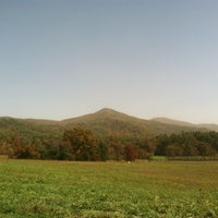 Photo taken at Cades Cove by Nicole L. on 10/19/2012