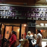Photo taken at Restaurante Puro Pecato by Pili P. on 5/2/2014