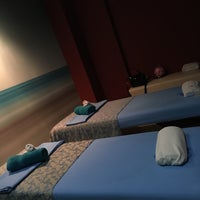 Photo taken at Blue Water Day Spa by Kerl L. on 7/19/2016